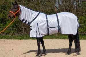 Fliegendecken für Pferde